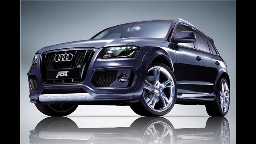 Allgäuer Tuner Abt macht den Audi Q5 zum Kraftpaket