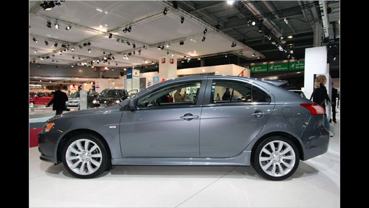Mitsubishi Lancer Clean-Diesel