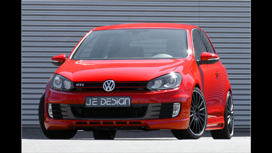 270 PS im Golf: JE Design bringt den GTI auf R-Power