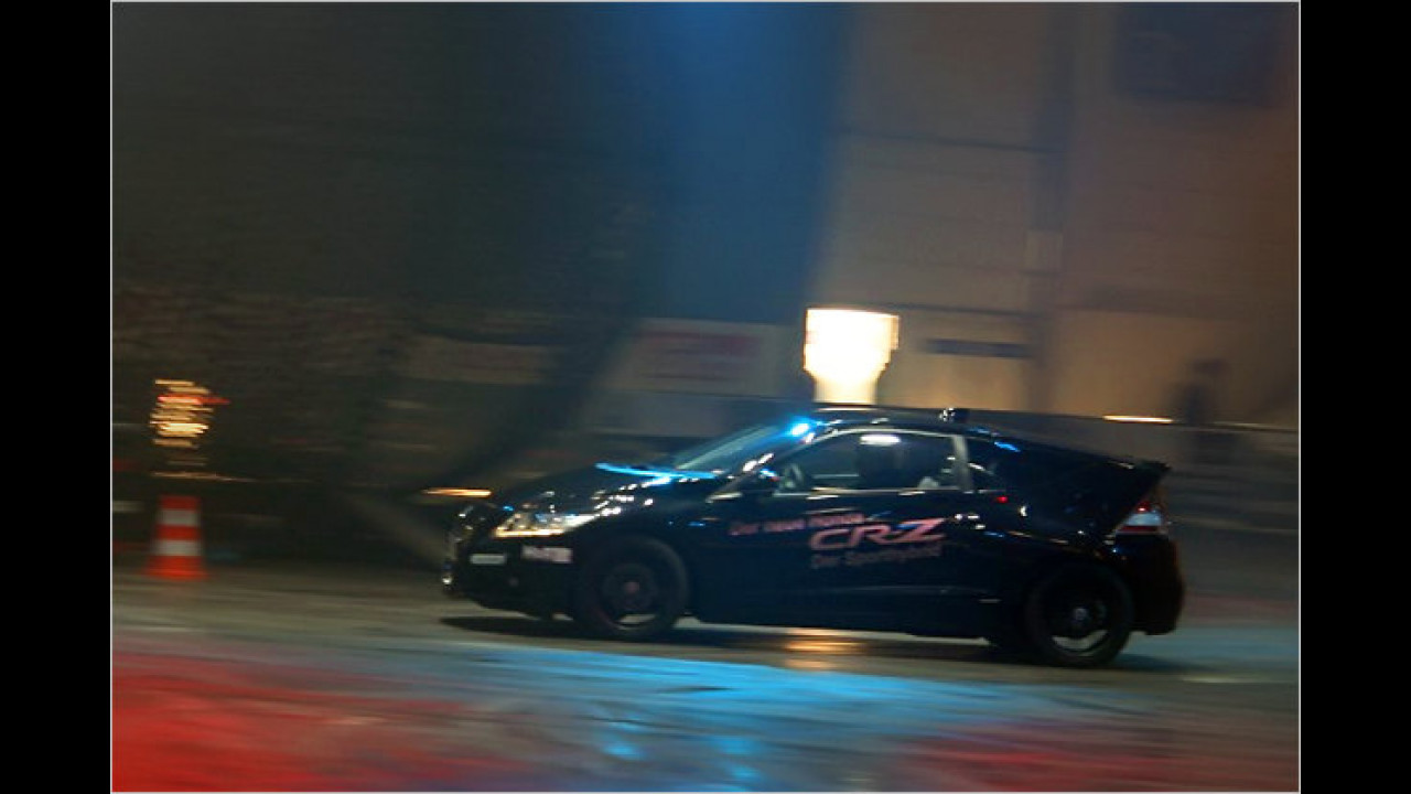 Drift-Car Honda CR-Z Hybrid