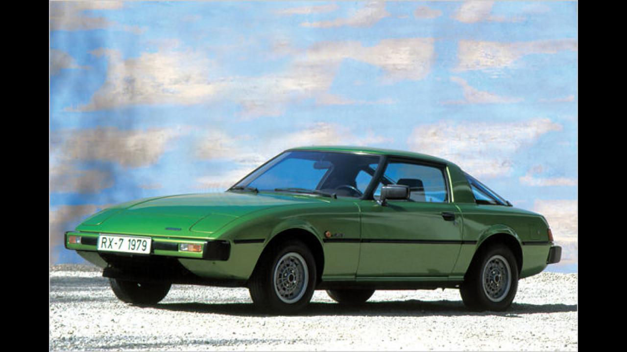 30 Jahre Mazda RX-7