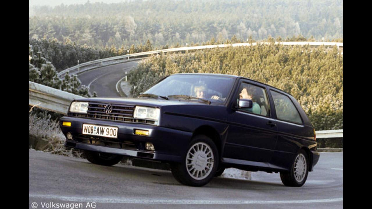 1988: VW Rallye Golf