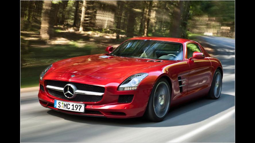 Red Dot Design Award 2010: Zwölf Autos räumen ab