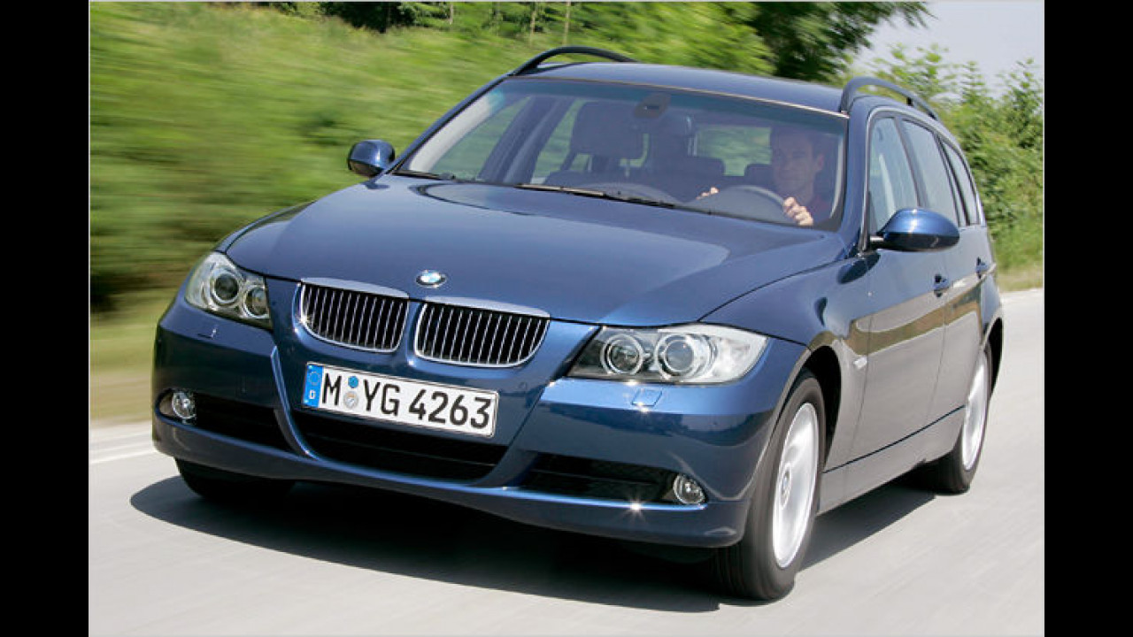 BMW 335xi touring Steptronic