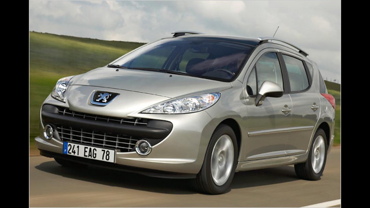Peugeot 207 SW 95 VTi Filou