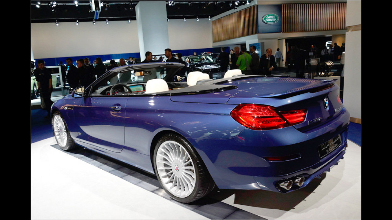 Alpina B6 Bi-Turbo Cabrio