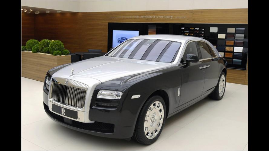 Sonder-Geist für Reiche: Rolls-Royce Ghost TwoTone
