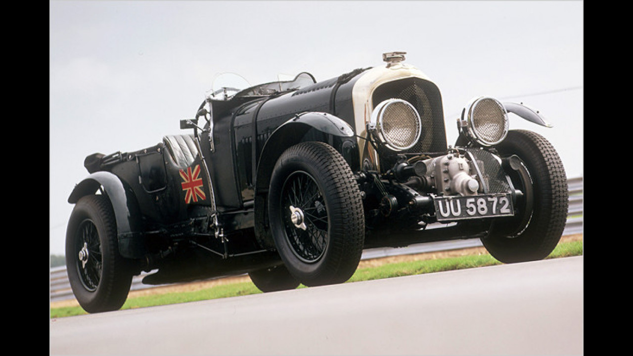 Bentley 4,5-Litre Blower