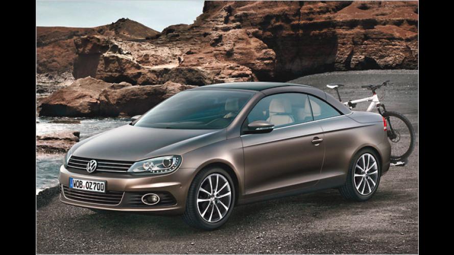 Volkswagen macht den Eos reisetauglich