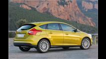 Neuer Ford Focus im Test