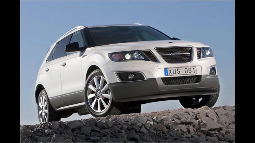 Saab 9-4X: Vorstoß auf neues Gelände