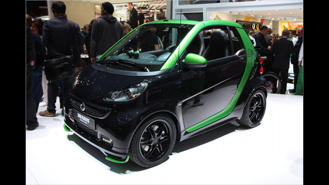Brabus Smart electric drive