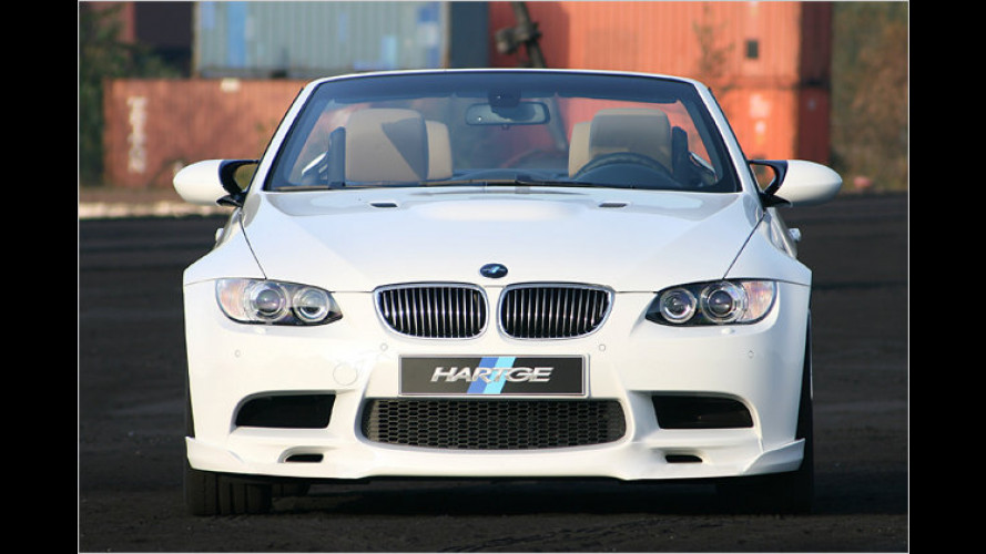 Tuner Hartge hübscht den BMW M3 gehörig auf