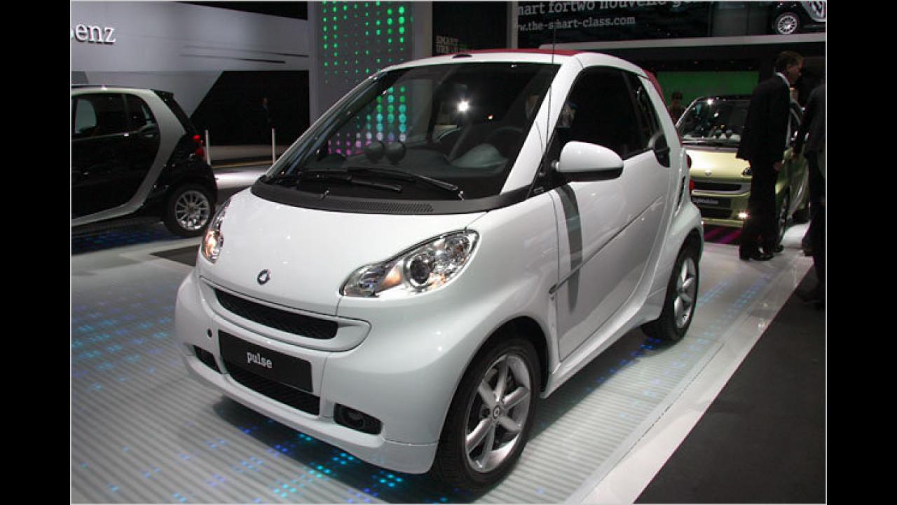 Smart Fortwo Facelift