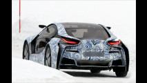 BMW i8 als Erlkönig
