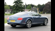 Speed-Bentley ungetarnt