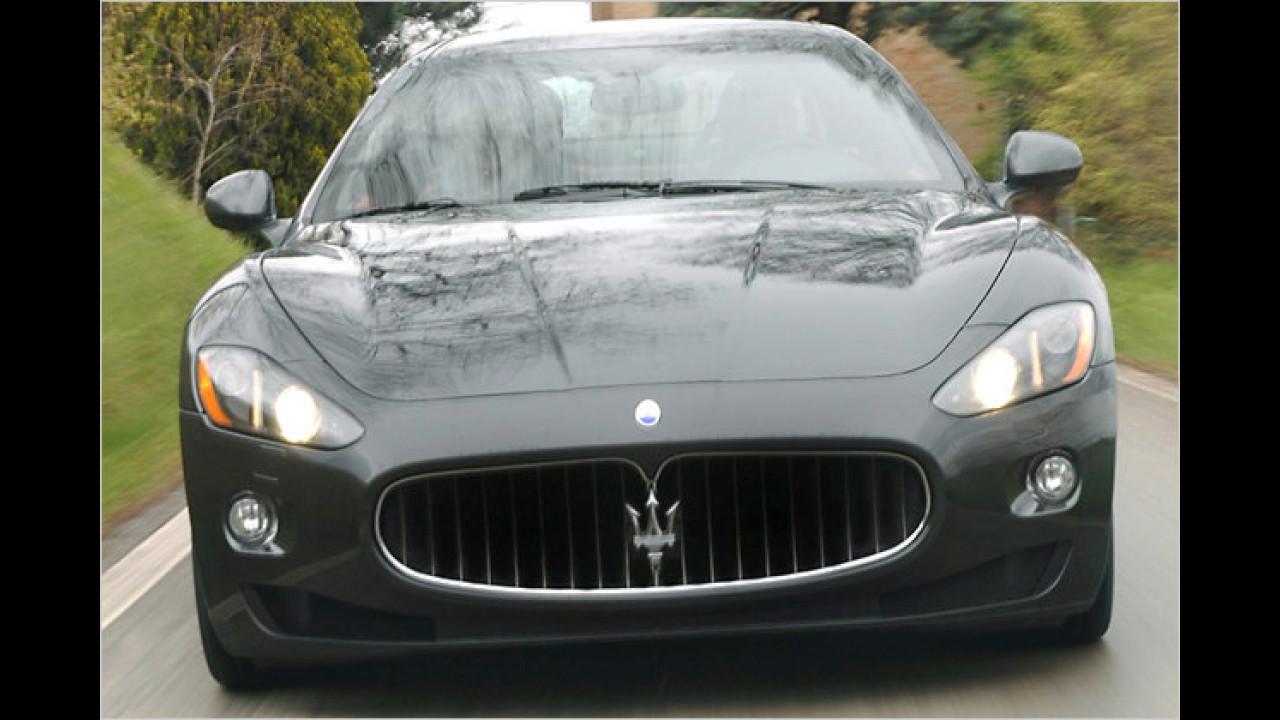 Platz 20: Maserati GranTurismo 4.2 V8