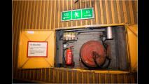 Wie sicher sind Tunnel?