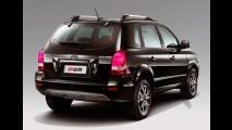 Hyundai apresenta versão reestilizada do Tucson na China