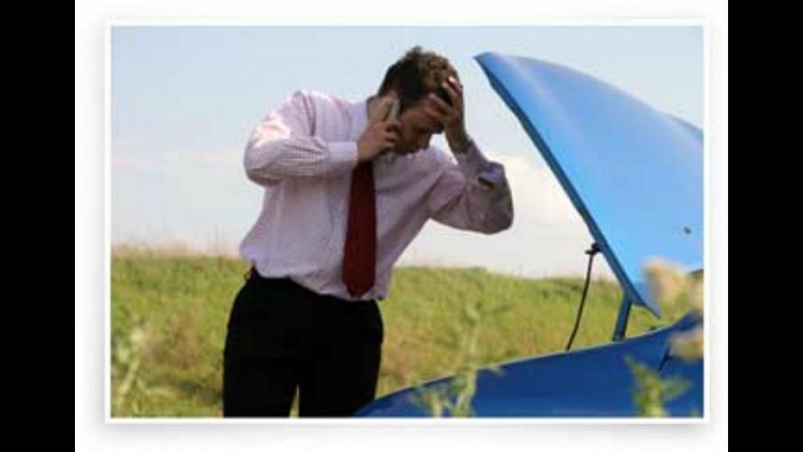 """Quase 25% dos britânicos circulam em carros """"irregulares"""""""