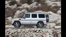 Mercedes-Benz aplica retoques visuais na linha 2013 do jipão Classe G