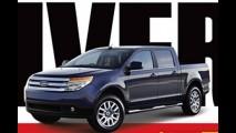 Nova Ford Ranger 2012 vem aí
