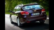 Chevrolet Cruze SW é lançada na Espanha