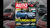 Novo Hyundai i30 2012 tem seu interior flagrado