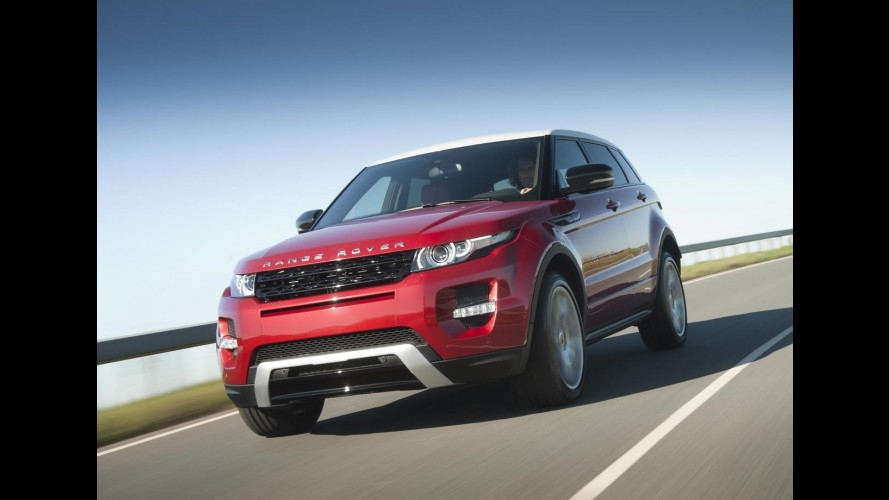 Em gestação: Range Rover será 18% mais leve e adotará estilo ousado na próxima geração