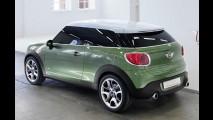 MINI Paceman Concept 2011, o primeiro Sports Activity Coupé compacto