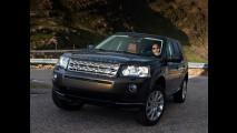 Freelander 2013 ganha motor do Evoque e começa em R$ 152 mil