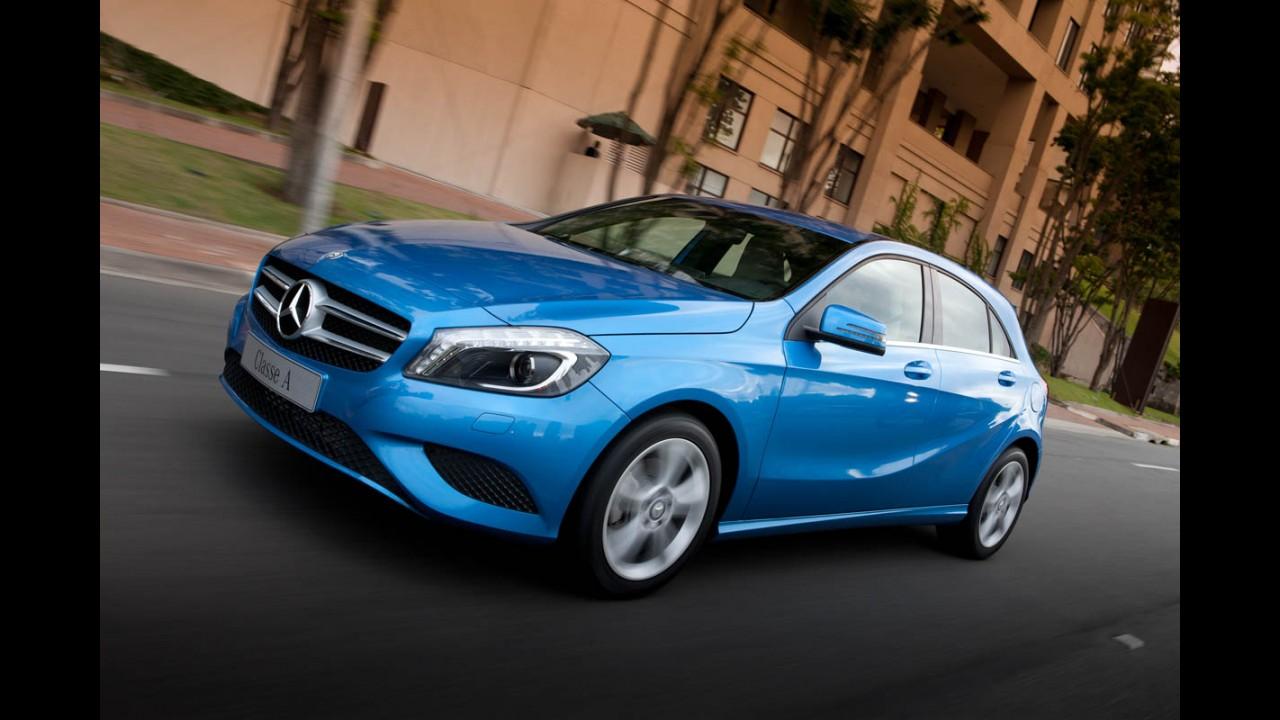 Descartado: Mercedes diz que não terá modelo de entrada abaixo do Classe A