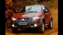 Freios ABS e airbags viram itens de série para as versões Adventure do Palio, Idea e Doblò