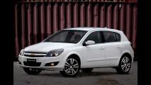Chevrolet Vectra Elite e Vectra GTX 2010 ganham novas rodas de 17 polegadas