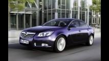 Opel lança Insignia com novo motor diesel Bi-Turbo