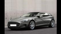 Bertone prepara versão Shooting Brake do Aston Martin Rapide para Genebra