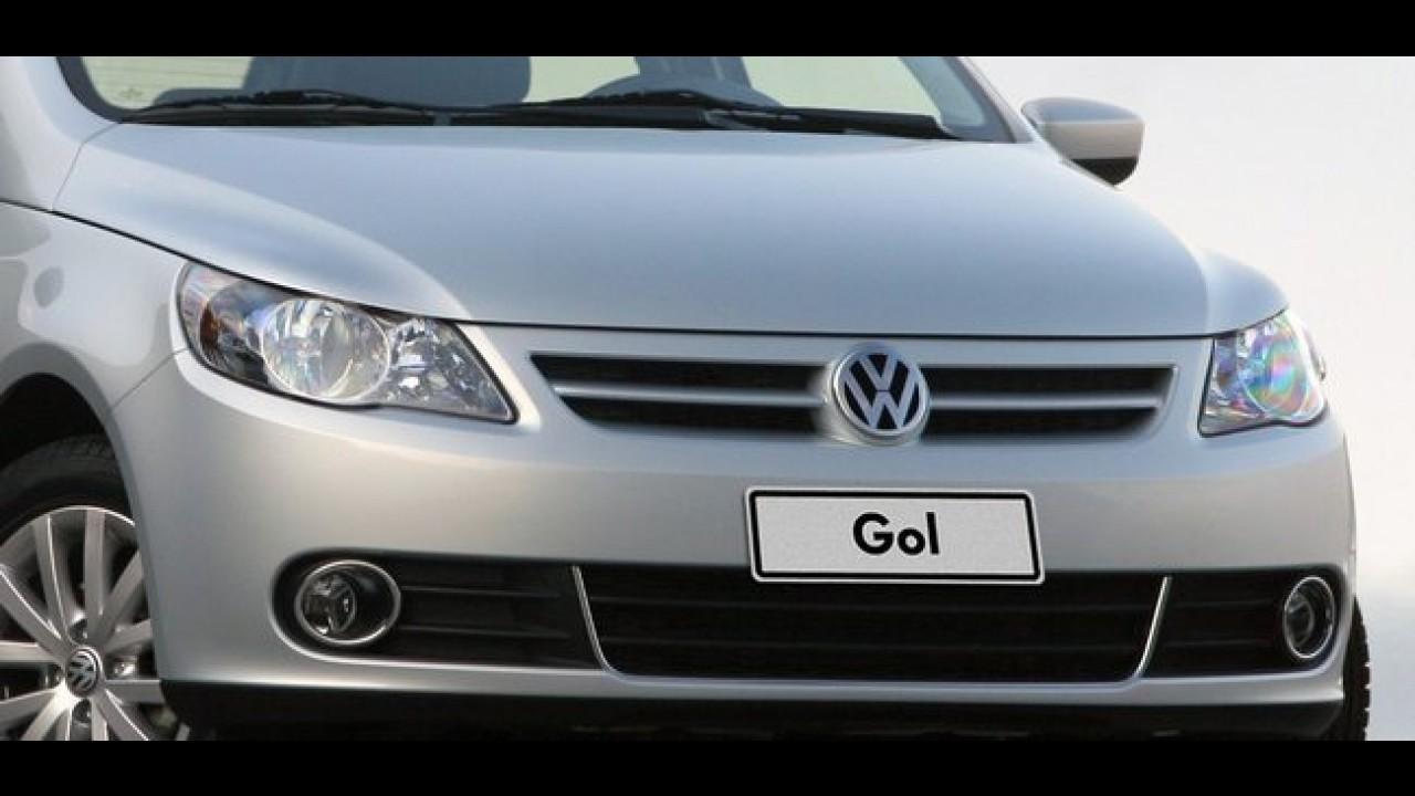 Volkswagen lança Gol série especial