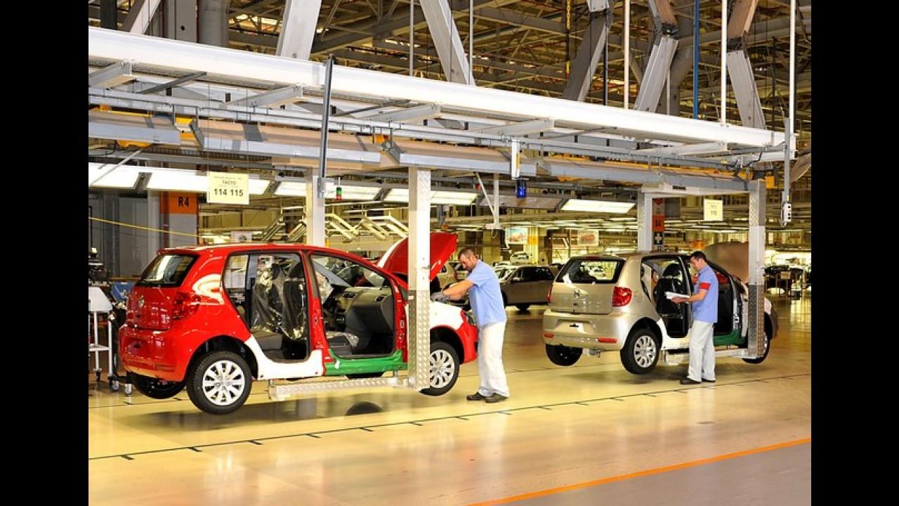 Volkswagen Fox supera a marca de 1,5 milhão de unidades produzidas