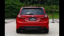 Honda Jade: versátil e esportiva, MPV do Civic é revelada na China