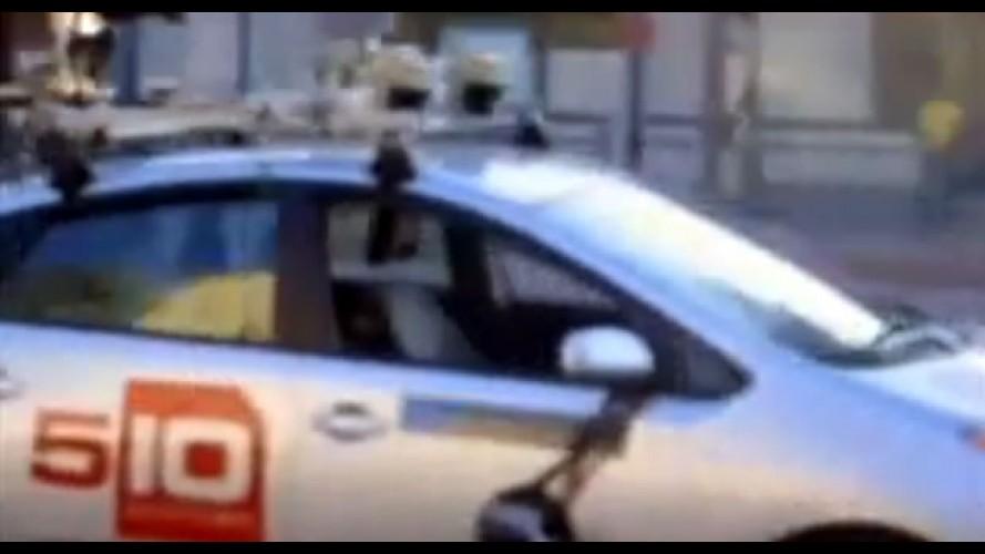 Google já rodou mais de 200.000 km com carro sem motorista
