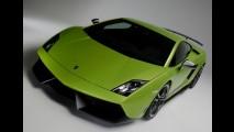Lamborghini lança a nova Gallardo LP570 4 Superleggera 2011 em Genebra - Veja fotos