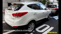 Hyundai ix35 já tem mais de 30 mil unidades encomendadas na Europa