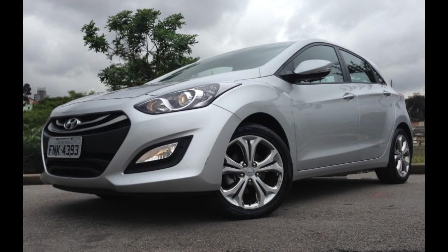 Avaliação: Hyundai i30 tenta lugar ao sol com versão mais barata