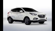 Hyundai mostra ix35 Fuel Cell e promete colocá-lo à venda até o final do ano