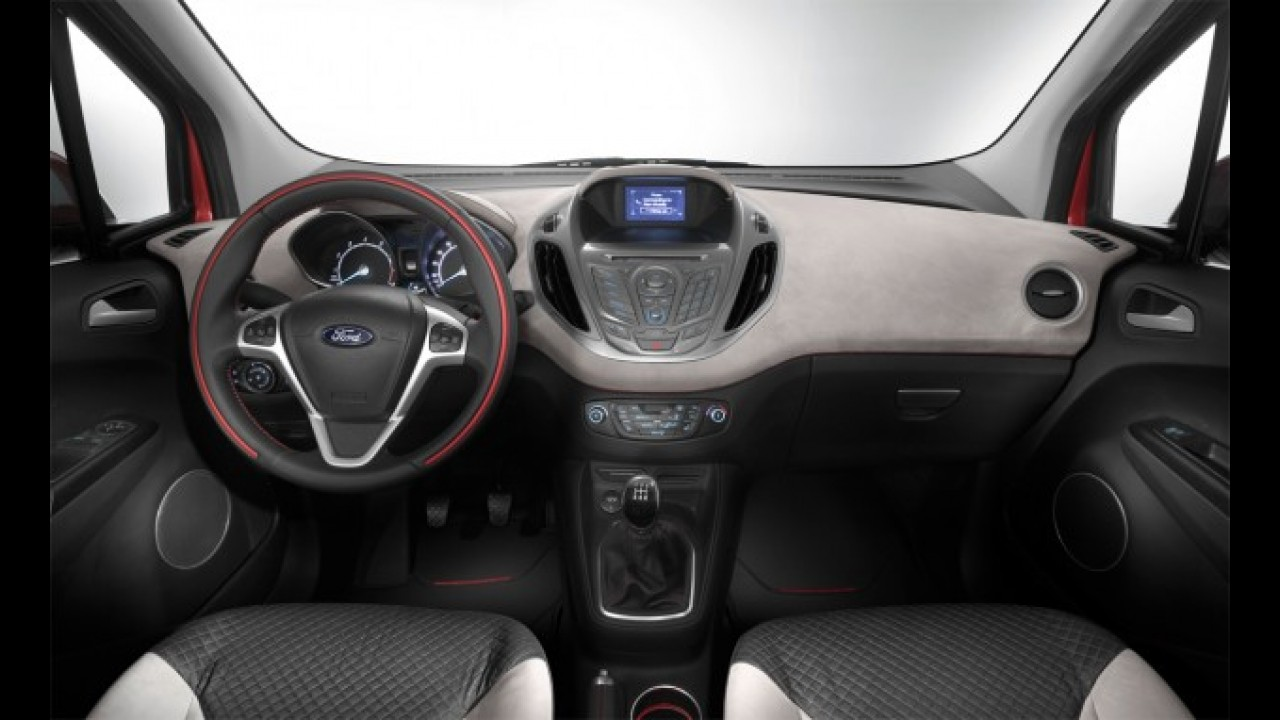 Salão de Genebra: Nova Ford Tourneo é lançada na Europa