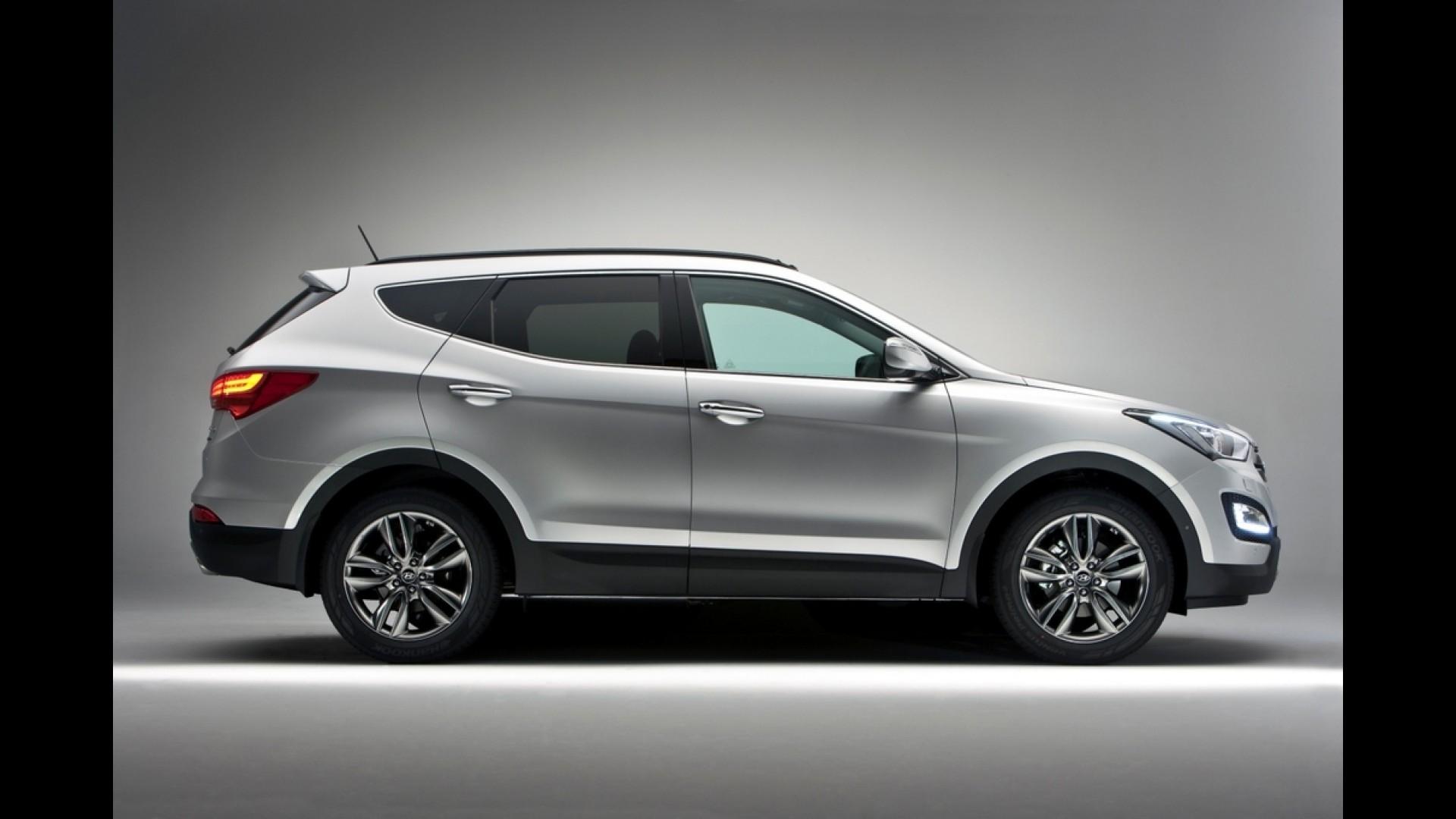 Marvelous Novo Hyundai Santa Fe 2013 Custará Entre 24.450 E 36.050 Dólares Nos  Estados Unidos