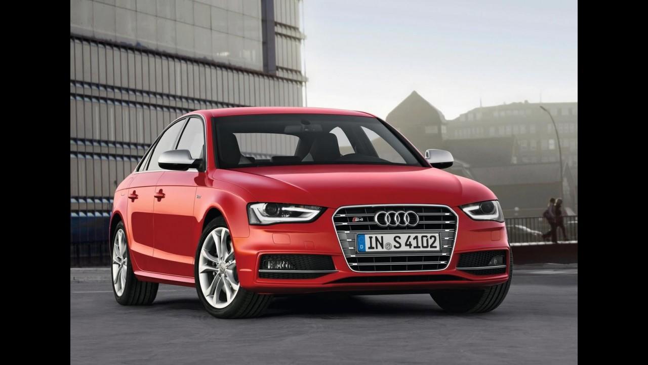 Novo Audi A4 2013 - Toda a linha é renovada de uma só vez