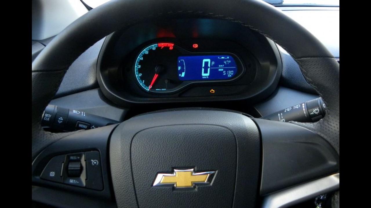 Garagem CARPLACE #3: Onix automático encara o trânsito urbano, agora com etanol