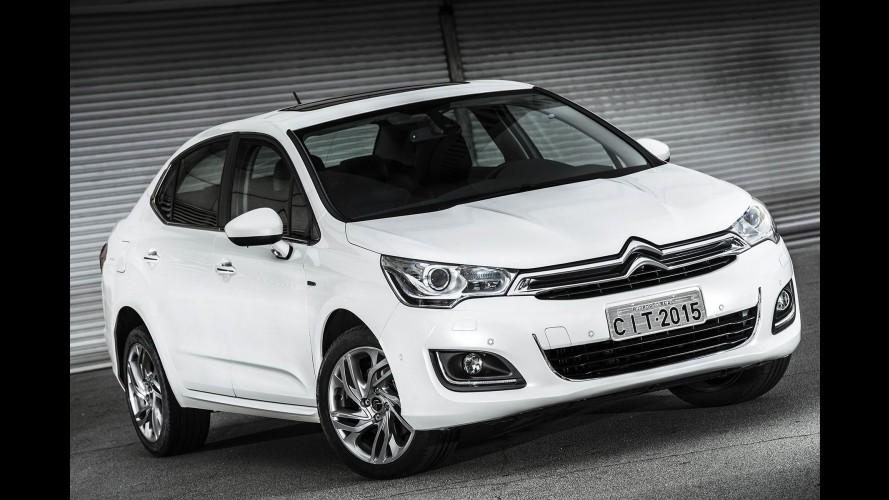Citroën C4 Lounge THP ganha injeção flex e ESP por R$ 78.790