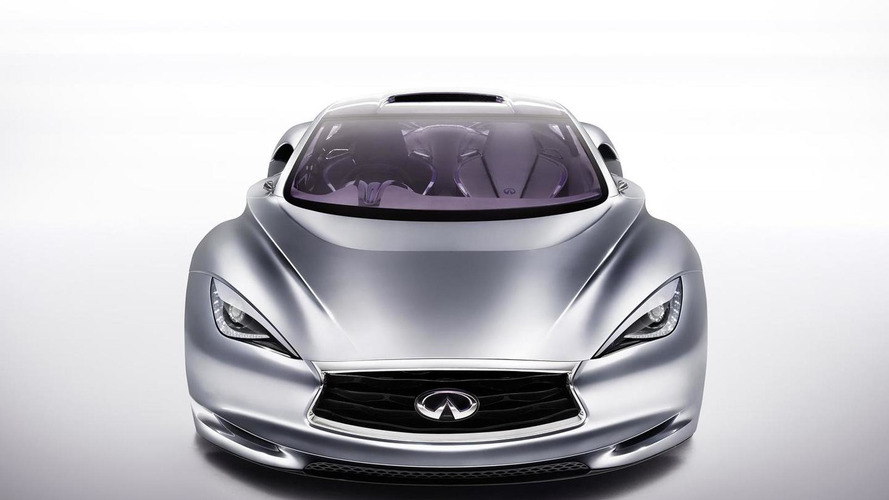 Infiniti Emerg-E concept was based on the Lotus Evora - report